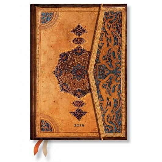 Kalendarz książkowy midi 2019 12M Safavid