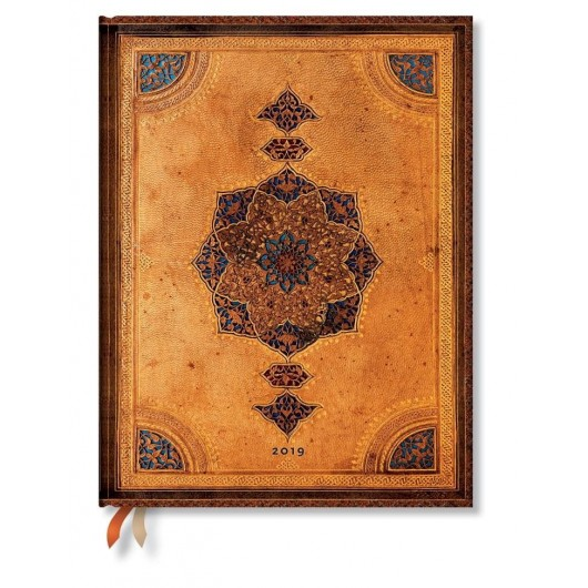 Kalendarz książkowy ultra 2019 12M Safavid