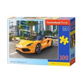 Puzzle 100 Arrinera Hussarya 33 CASTOR