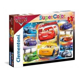 Puzzle 60 Cars
