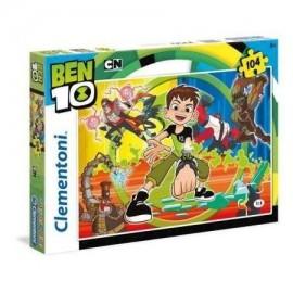 Puzzle 104 Ben 10