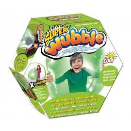 Cobi Wubble Super Bańkopiłka 80910C Zielona