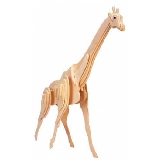 Łamigłówka drewniana Gepetto - Żyrafa (Giraffe)