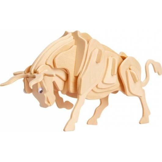 Łamigłówka drewniana Gepetto - Byk (Bull)