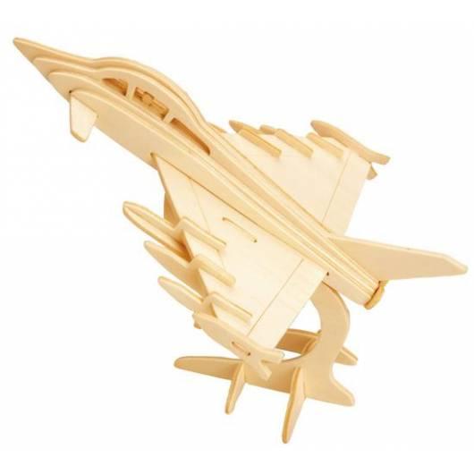 Łamigłówka drewniana Gepetto - Myśliwiec (Battleplane)