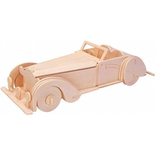 Łamigłówka drewniana Gepetto - Oldtimer kabriolet (Old-timer c.)