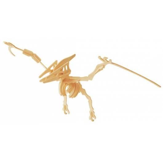 Łamigłówka drewniana Gepetto - Pteranodon (Pteranodon)