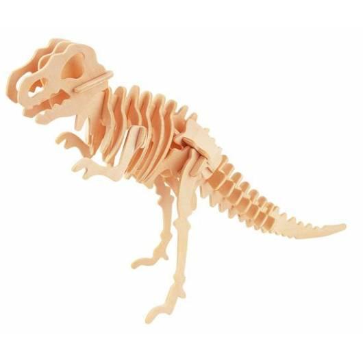 Łamigłówka drewniana Gepetto - Tyranozaur (Tyrannosaurus)