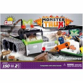COBI Monster Trux Niszczyciel gąsienicowy (20053)