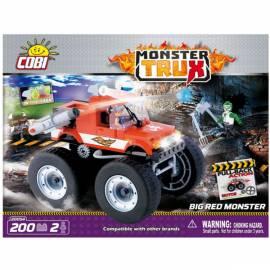 COBI Monster Trux Wielki czerwony potwór (20054)
