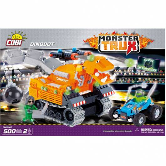 COBI Monster Trux Dinobot