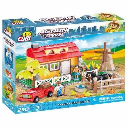 COBI Action Town Farma