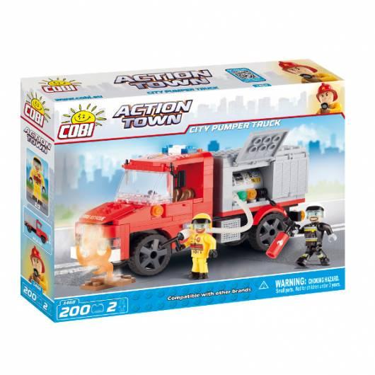 COBI Action Town Miejski pojazd gaśniczy