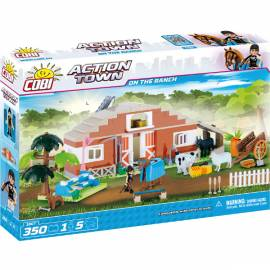 COBI Action Town Na Ranczu 350 kl. (1867)
