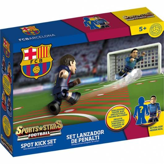 COBI FC Barcelona Messi Penalty Shootou