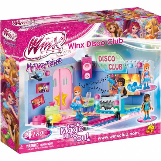 COBI Winx Disco Club