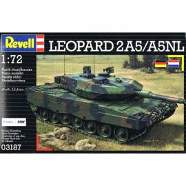 REVELL 1:72 Leopard 2A5 / A5NL (03187)