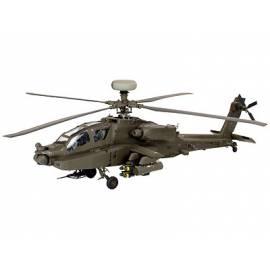 REVELL 1:48 AH-64D Longbow Apache/WAH-64D (04420)