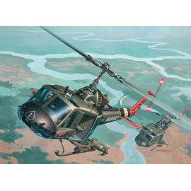 REVELL 1:48 Bell UH-1 'Huey Hog' (04476)