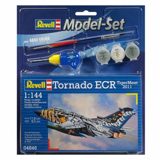 "REVELL Model Set Tornado ECR ""Tigermeet"""