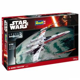 REVELL 1:112 Star Wars X-wing Fighter (03601)