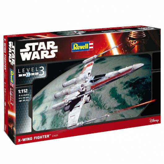 REVELL Star Wars Xwing fighter