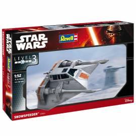 REVELL 1:120 Star Wars Snowspeeder (03604)