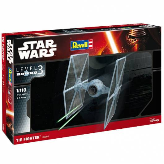 REVELL Star Wars Tie Fighter