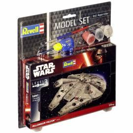 REVELL 1:241 Star Wars Model Set Millennium Falcon (63600)