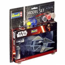 REVELL 1:90 Star Wars Model Set TIE Interceptor (63603)