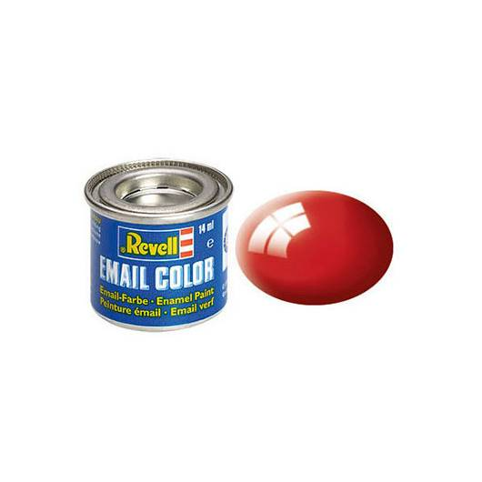 REVELL Email Color 31 Fiery Red Gloss