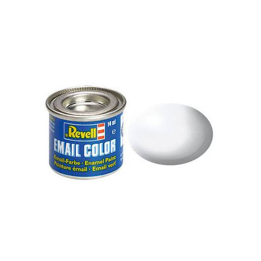 REVELL Email Color 301 White Silk 14ml
