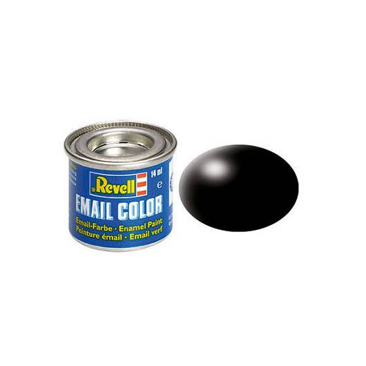 REVELL Email Color 302 Black Silk 14ml