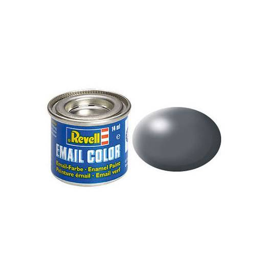 REVELL Email Color 378 Dark Grey Silk