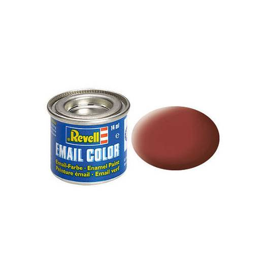 REVELL Email Color 37 Reddish Brown Mat