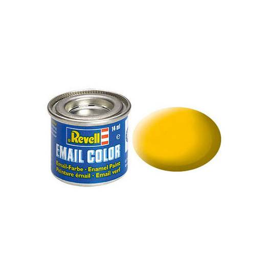 REVELL Email Color 15 Yellow Mat 14ml