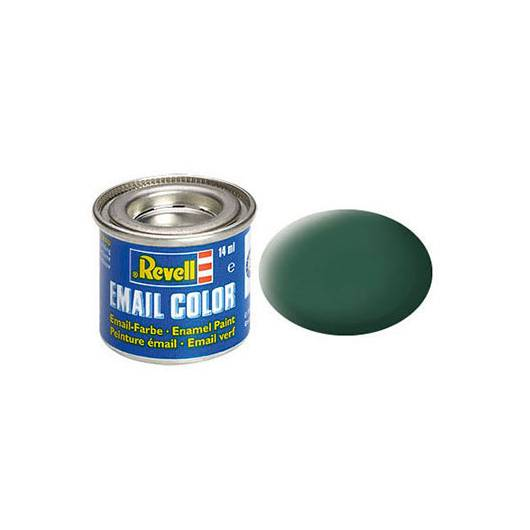 REVELL Email Color 39 Dark Green Mat