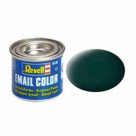 REVELL Email Color: Czarno-Zielony - Black Green (32140)
