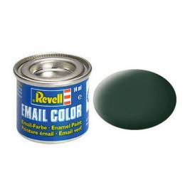 REVELL Email Color: Ciemnozielony RAF - Dark Green RAF (32168)