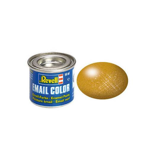 REVELL Email Color 92 Brass Metallic