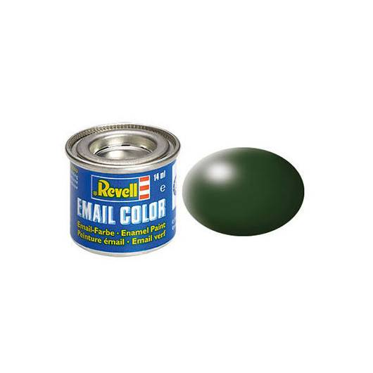 REVELL Email Color 363 Dark Green Silk