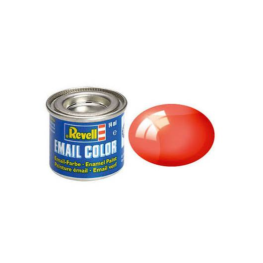 REVELL Email Color 731 Red Clear 14ml