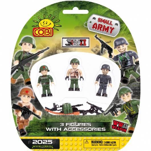 COBI Armia Figurki II