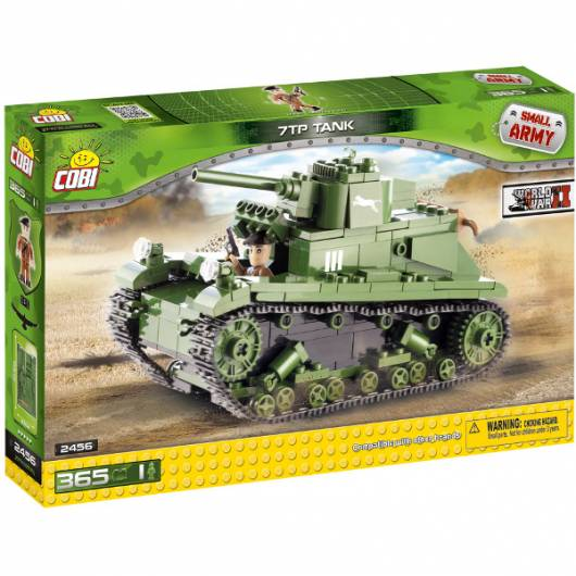 COBI Small Army Czołg Lekki 7 TP