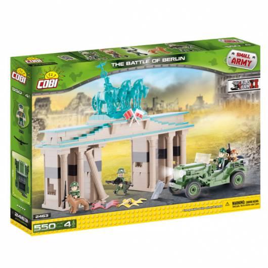 COBI Small Army Bitwa o Berlin