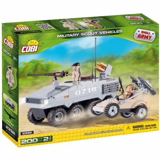 COBI Armia Transporter