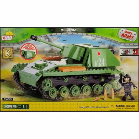 COBI Armia Działo samobieżne SU76M