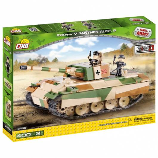 COBI Small Army V Panther Ausf