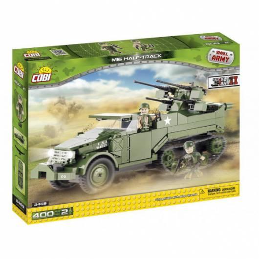 COBI Armia M16 HalfTruck 400 el.