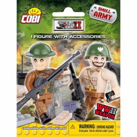 COBI Armia Figurka II seria 1